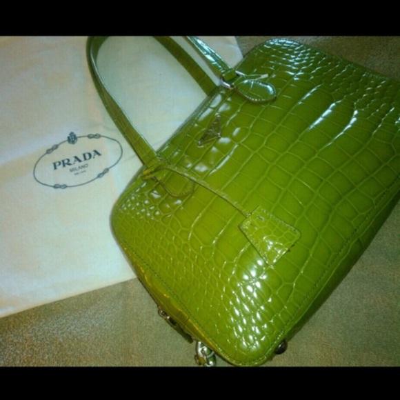 Prada Bags   Authentic Womens Crocodile Purse   Poshmark 2213705d07